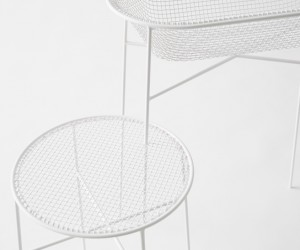 Basket-Container by Nendo  Kanaami-Tsuji