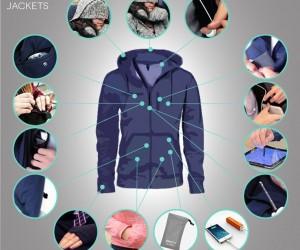 BauBax Jacket : Multifunctional Outdoor Wear for Travelers