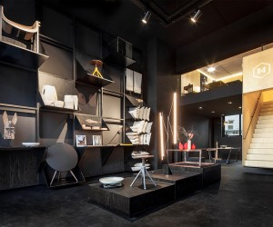 Bazar Noir Concept Store in Berlin by Hidden Fortress