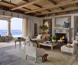 Beach House by Homer Oatman