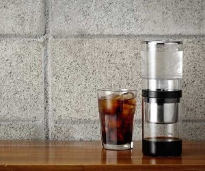 BeanPlus: The Cold Drip Coffee Brewer