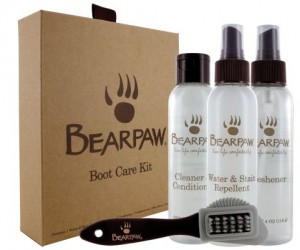 Bearpaw Boot Care Kit