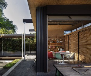 Beating Urban Housing and Spatial Constraints with a Courtyard Style Residence