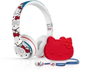 Beats by Dr. Dre releases custom Hello Kitty headphones