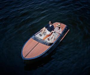 Beau Lake Runabout Paddle Boat
