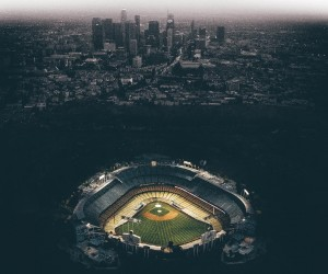 Beautiful Aerial Photography by Drew Palladino