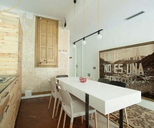 Beautiful apartment rental in Barcelona