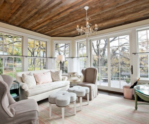 Beautiful Ceiling Ideas That Will Make You Want to Look Up More Often