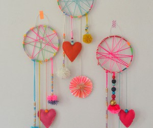 Beautiful DIY Dream Catchers to Keep Your Dreams Sweet This Summer