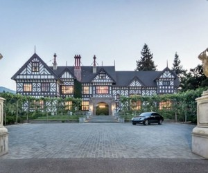 Beautiful family mansion Los Altos Hills
