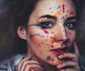 Beautiful Female Portrait Photography by Kai Bttcher