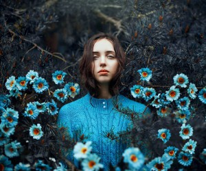 Beautiful Fine Art Portrait Photography by Ronny Garcia