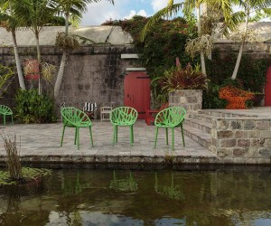 Beautiful Gardens with Tropical Plants