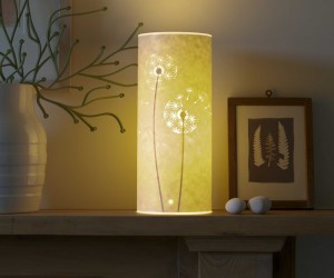 Beautiful Handmade Lamps from Radiance