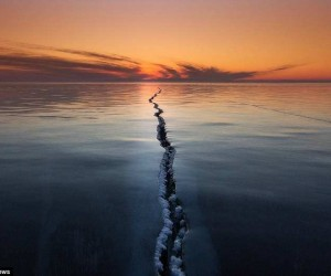 Beautiful Lake Baikal by Alexey Trofimov
