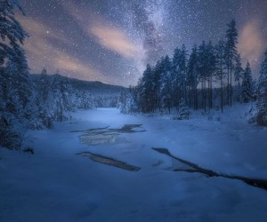 Beautiful Landscapes of Norway by Ole Henrik Skjelstad