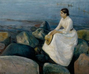 Beautiful Paintings by Edvard Munch