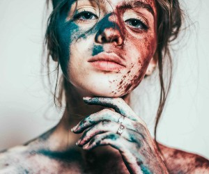 Beautiful Portrait Photography by Aya Cabauatan