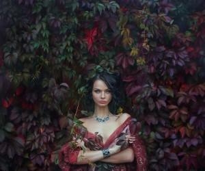 Beautiful Portraits by Nadezhda Shibina