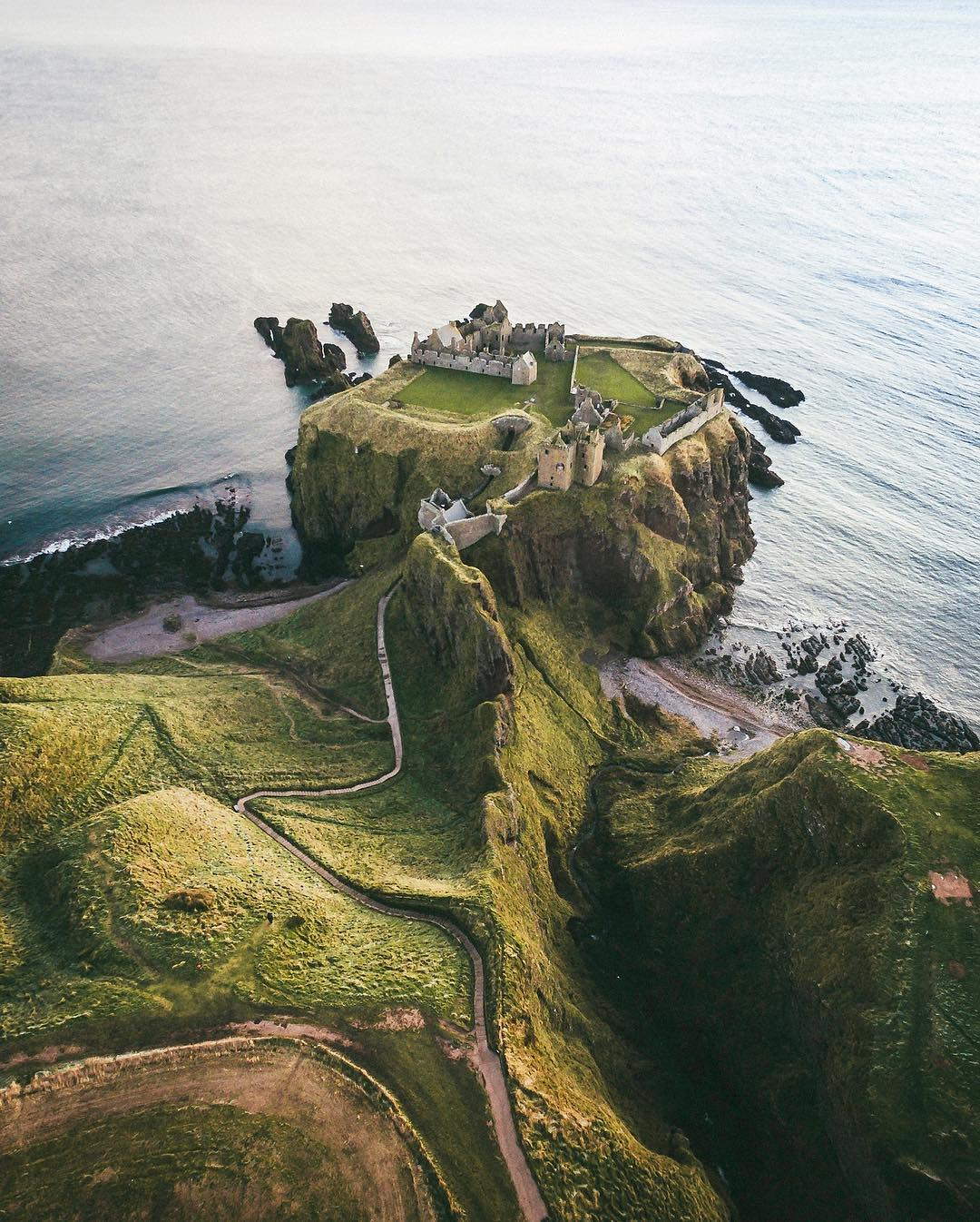 Beautiful Scottish Landscapes By Connor Mollison