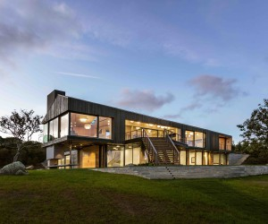 Beautiful Structure Located in Chilmark, Massachusetts Designed for Gray Organschi Architecture