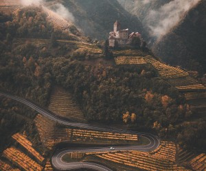Beautiful Travel Landscape Photography by Kenny Lfstrm