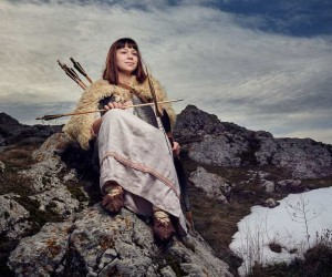Beautiful Warrior Portraits by Marcel Cristocea