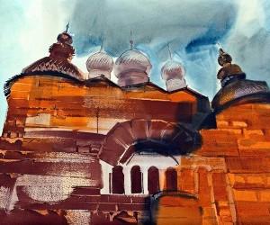 Beautiful Watercolor Paintings by Yuri Lomkov