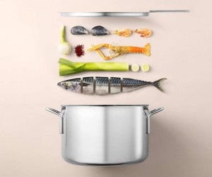 Beautifully Arranged Visual Recipes by Mikkel Jul Hvilshj