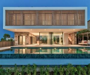 Beautifully Modern Sea View Villa in Santa Ponsa, Mallorca