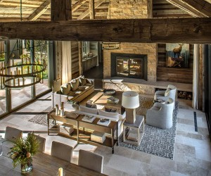 Beautifully Styled Mountain Home on the East Fork, Idaho