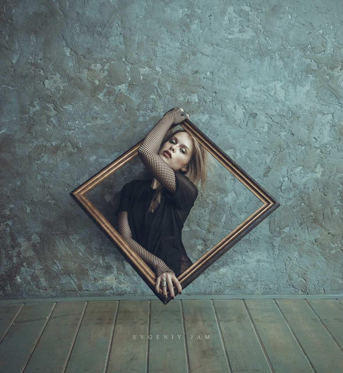 Beauty Portraits By Evgeniy Jam