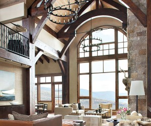 Beaver Creek Residence in Colorado by Worth Interiors