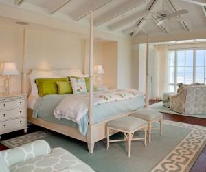 Bedroom Color Trends: Soothing Pastels hold Sway