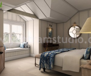 Bedroom Design Ideas, Pictures, and Inspiration by Yantram Interior Design Firms - San Francisco, USA