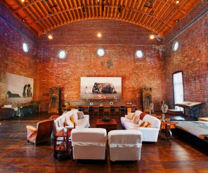 Beethoven Concert Hall Turned Noho Apartment