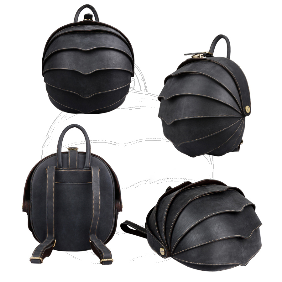 Beetles-inspired Backpack