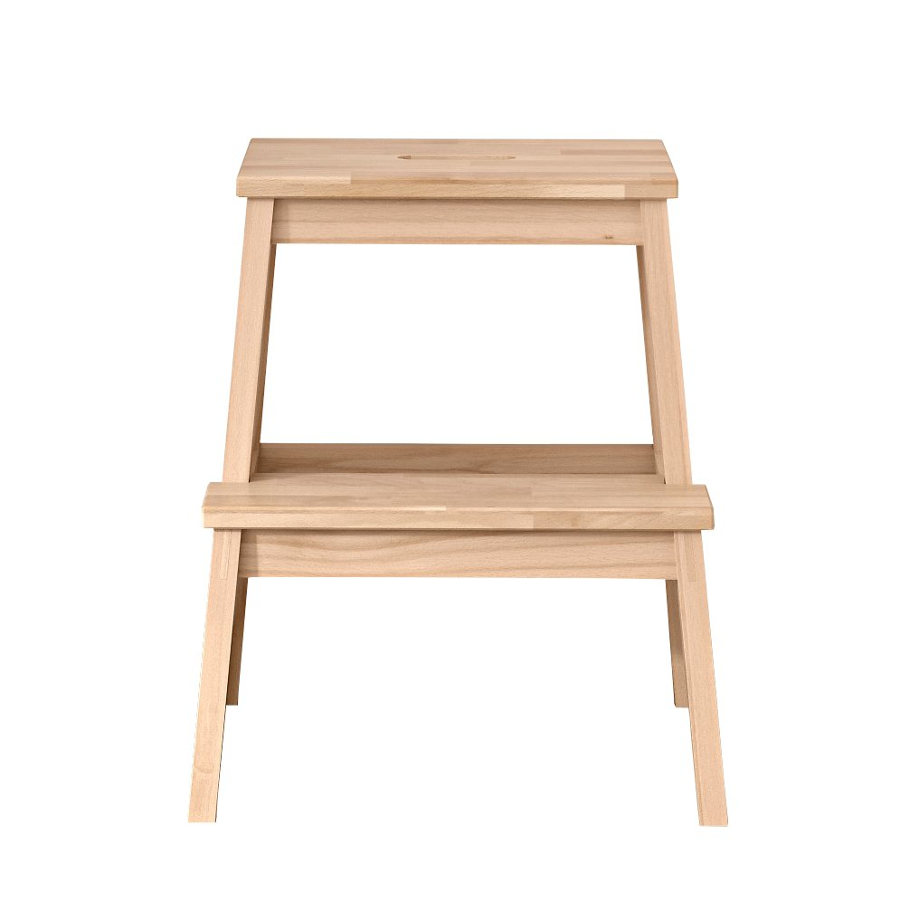 Bekvm Step Stool By Nike Karlsson For Ikea