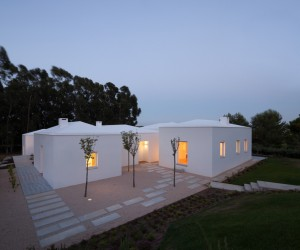 Belas House Portugal by CHP Arquitectos