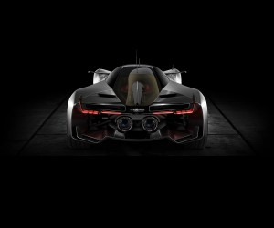 Bell  Ross Unveil aeroGT Concept Car