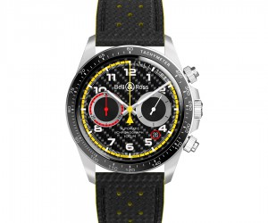 Bell  Ross x Renault Sport Formula One Team Chronograph