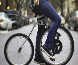 Bellcycle: A New Kind of Bicycle