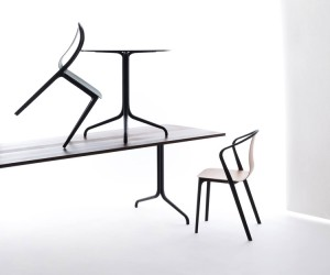 Belleville Collection by Ronan  Erwan Bouroullec for Vitra