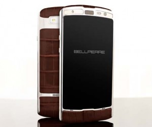 Bellperre Launches New Ultra Slim Luxury Smartphone Bellperre Touch