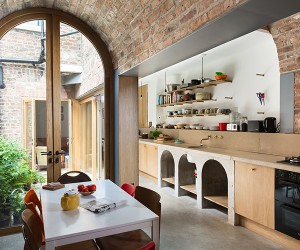 Ben Allen Restores Victorian Terraced House In York
