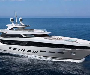 Benetti Fisker 50 Superyacht Concept