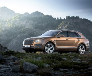 Bentley has officially revealed the all-new Bentayga