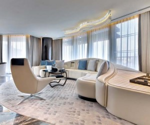 Bentley Unveils Luxury Car Inspired Suite at the St. Regis Istanbul