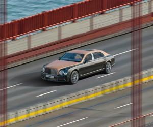 Bentleys Gigapixel Images showcases new Mulsanne