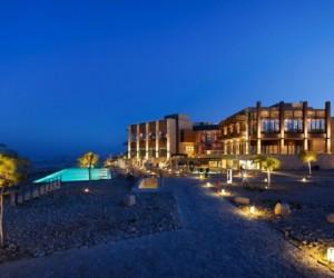 Beresheet desert hotel in Israel